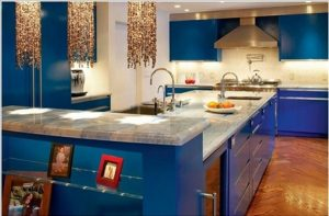 Thêm nguồn ánh sáng cho căn bếp nhà bạn