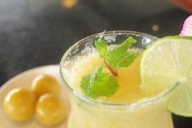 đồ uống từ chanh có giá trị rất cao đối với sức khỏe con người