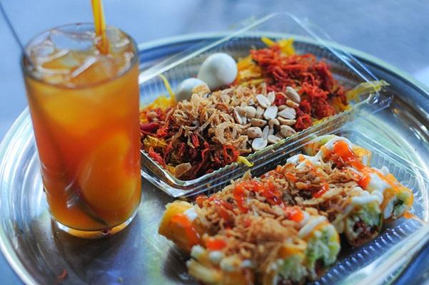 Món ăn ngày hè quen thuộc của miền Nam