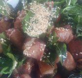 Thịt chiên đặc sản ở Sơn La