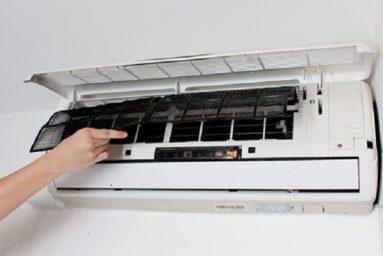 Vệ sinh máy lạnh điều hòa