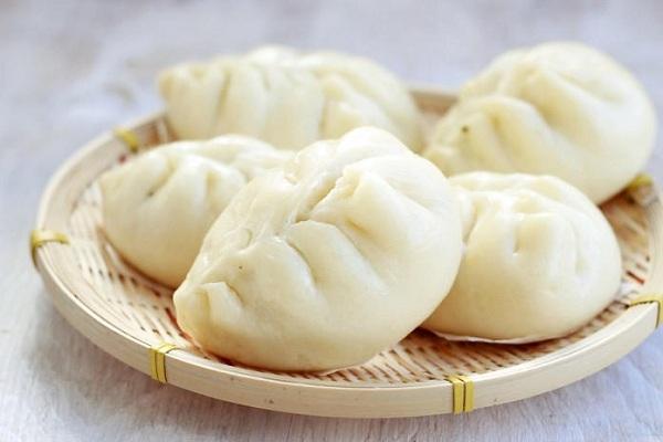 Cách làm bánh bao nhân thịt ngon