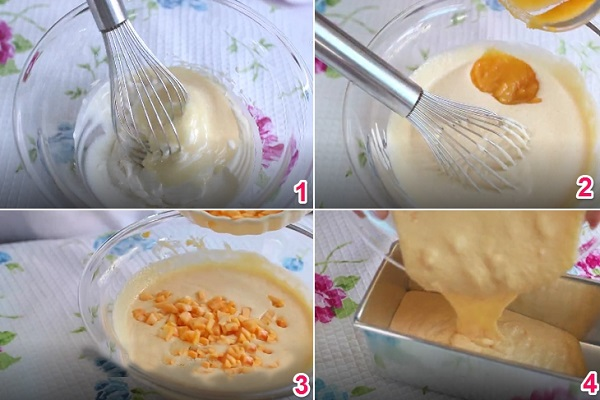 cách làm kem mít