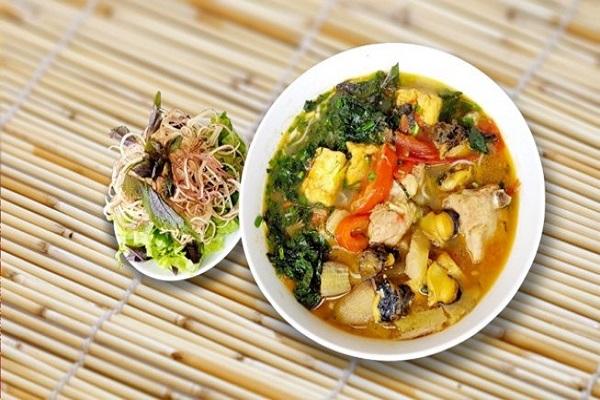 Những địa điểm ăn món bún ốc Hà Nội ngon