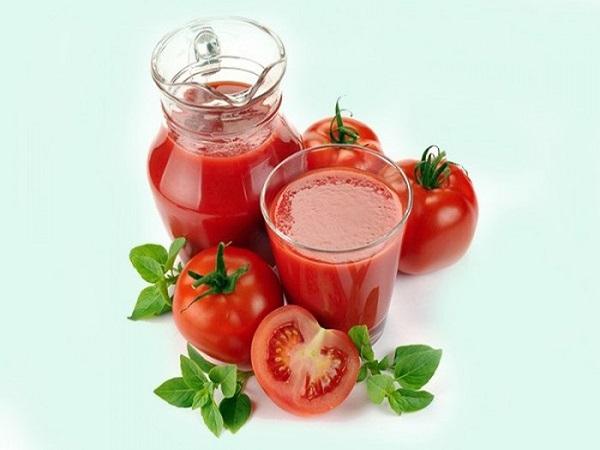 Cách làm sinh tố cà chua ngon
