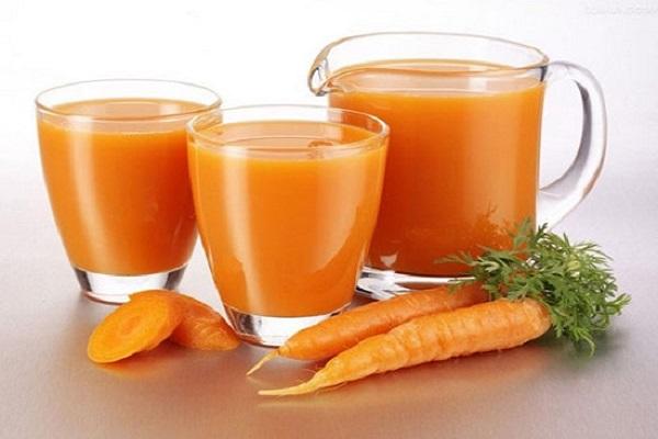 Cách làm sinh tố cà rốt sữa chua ngon