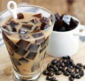 Cách làm trà sữa thạch cà phê dai ngon