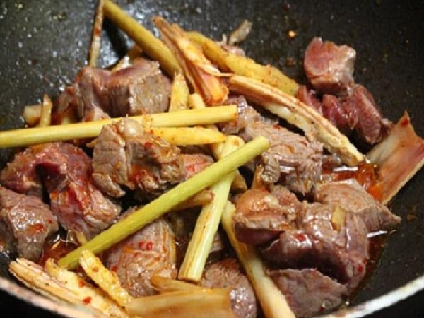 Cách nấu gân bò nhanh mềm