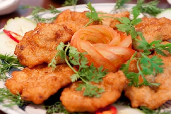 Chả mực Quảng Ninh - Món ăn đặc sản vùng biển
