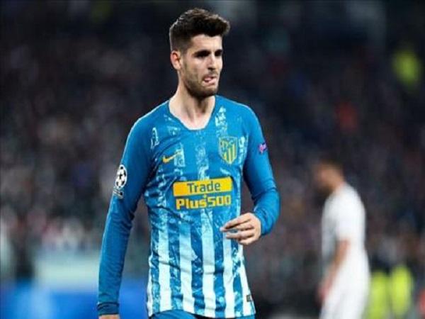 Đội trưởng Atletico trách móc Morata sau trận thua Juventus
