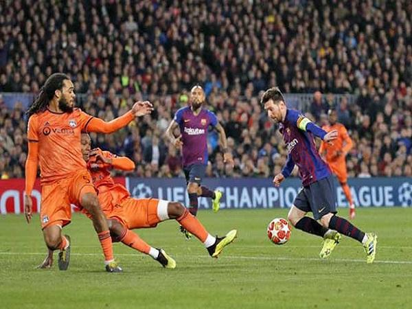 Cuộc chiến Barca – Messi Cúp C1