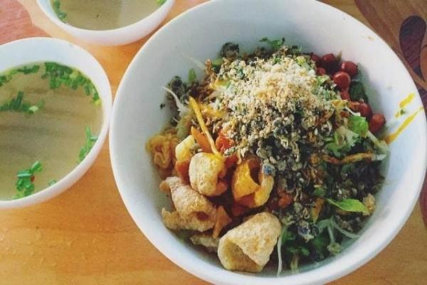 Cơm hến Huế - Món ngon ẩm thực miền Trung