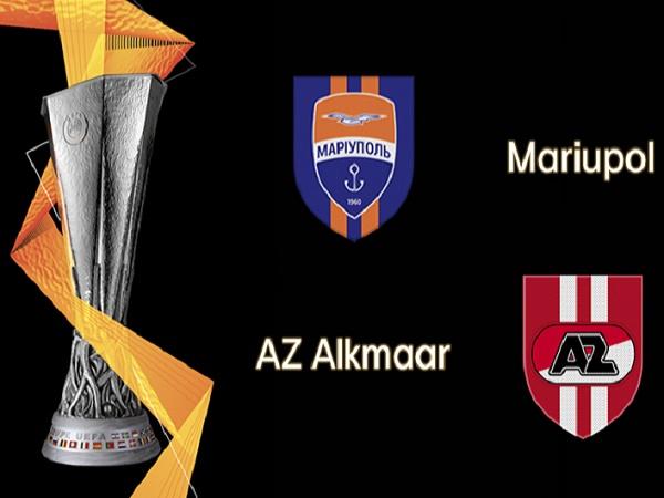 Nhận định Mariupol vs AZ Alkmaar, 0h00 ngày 9/08