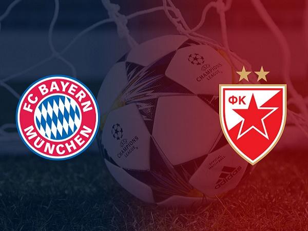 Nhận định Bayern Munich vs Crvena Zvezda, 2h00 ngày 19/09
