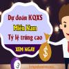 Cặp số may mắn trong KQXSMN ngày 09/09