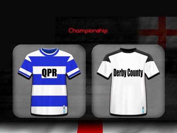 Soi kèo QPR vs Derby County 2h45, 26/02 (Hạng nhất Anh)