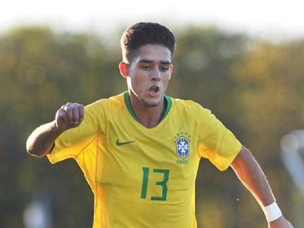 Tin bóng đá tối 4/3: Man City vượt mặt Arsenal để có sao trẻ Brazil