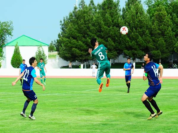 Nhận định FC Asgabat vs Merw 20h00 ngày 27/5