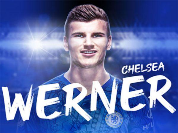 Tin bóng đá 26/6: Chelsea trao cho Werner mức đãi ngộ cực khủng