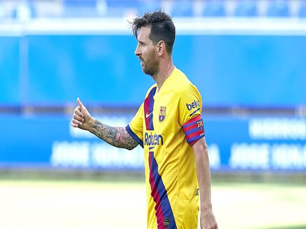 Tin bóng đá Barca sáng 23/7: Messi vẫn là số 1