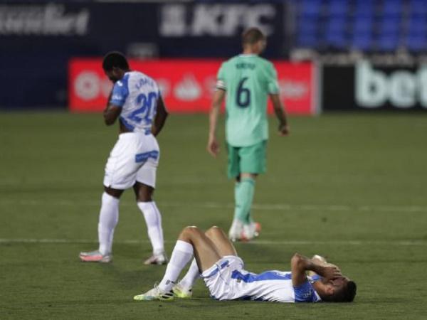 Tin bóng đá Tây Ban Nha 21/7: Leganes không thoát khỏi 'án tử' xuống hạng