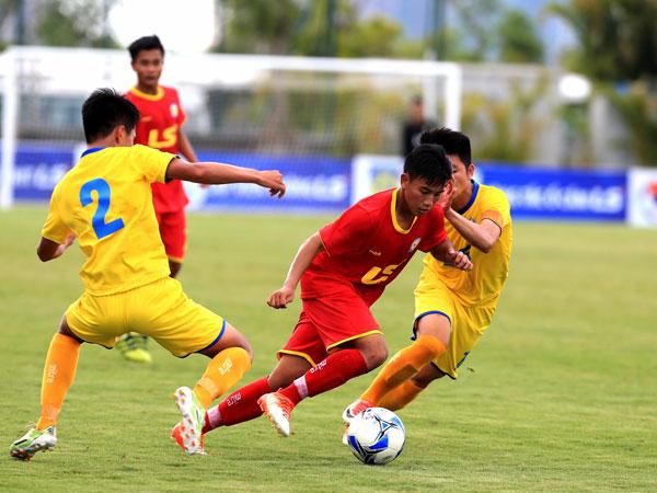 Bóng đá Việt Nam tối 26/9: U17 SLNA tái đấu U17 Nutifood trong trận chung kết