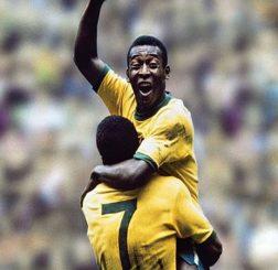 Các thần đồng bóng đá Brazil nổi tiếng trong lịch sử