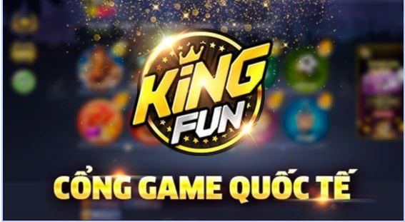 King Fun – Game bài kích hoạt SĐT tặng tiền cực HOT