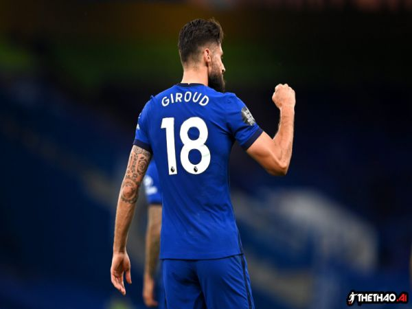 Tin thể thao trưa 17/11: HLV tuyển Pháp ngầm xúi Giroud chia tay Chelsea