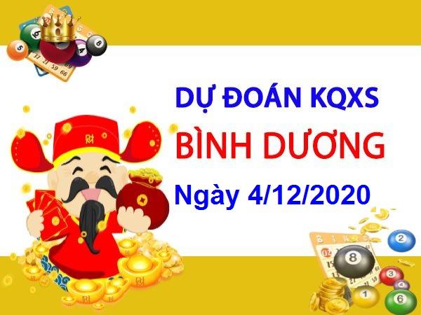 Dự đoán XSBD ngày 4/12/2020