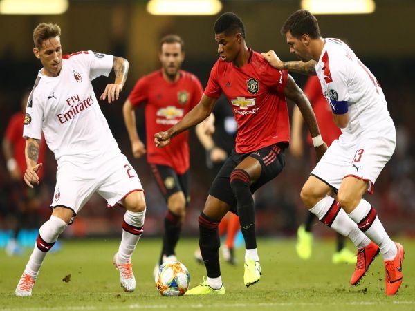 Nhận định tỷ lệ AC Milan vs Man Utd, 03h00 ngày 19/3 - Cup C2
