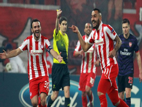 Nhận định, Soi kèo Olympiakos vs Arsenal, 03h00 ngày 12/3 - Cup C2