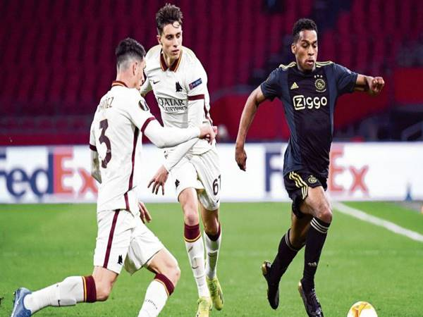Nhận định bóng đá AS Roma vs Ajax, 02h00 ngày 16/4