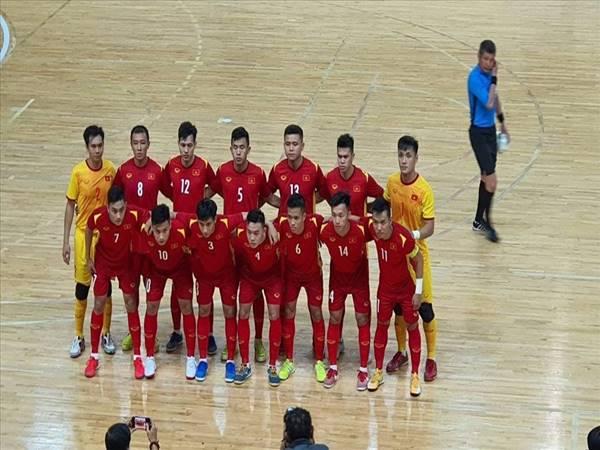 Bóng đá Việt Nam 14/7: Đội tuyển Futsal Việt Nam sẽ hội quân sớm