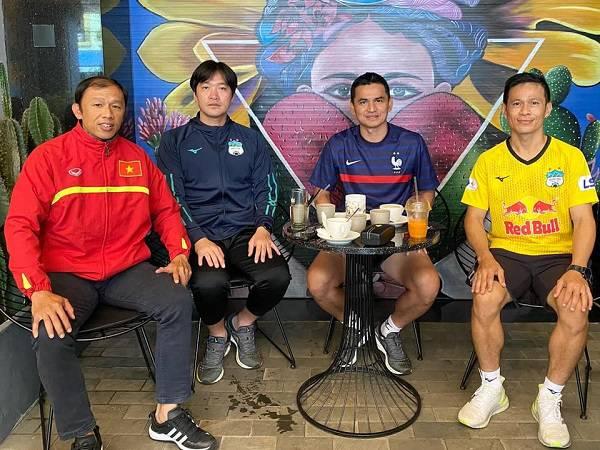 Bóng đá Việt Nam 26/7: HLV Park có trợ lý mới từ HAGL