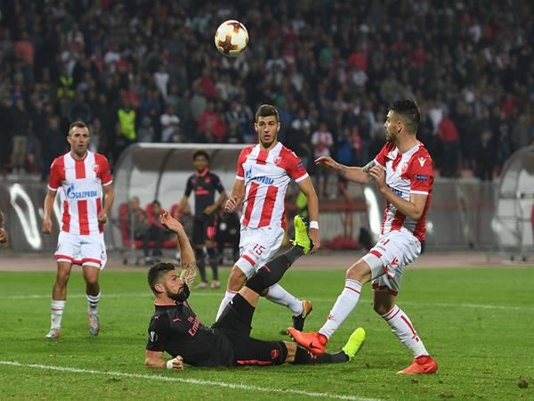 Nhận định tỷ lệ Crvena Zvezda vs Sheriff Tiraspol (2h00 ngày 4/8)